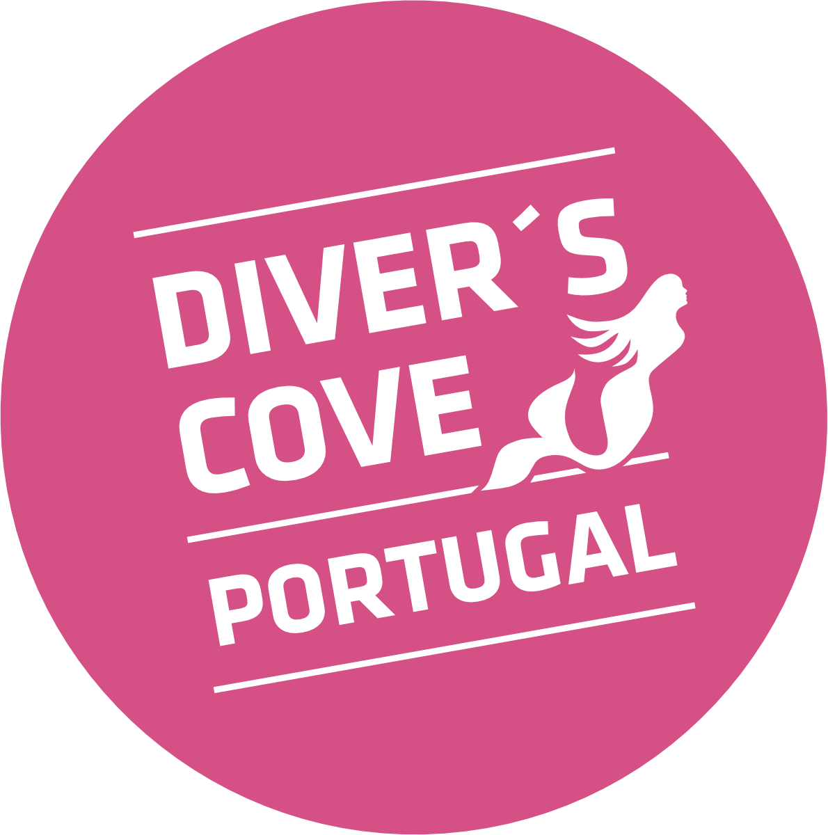 Divers Cove Logo